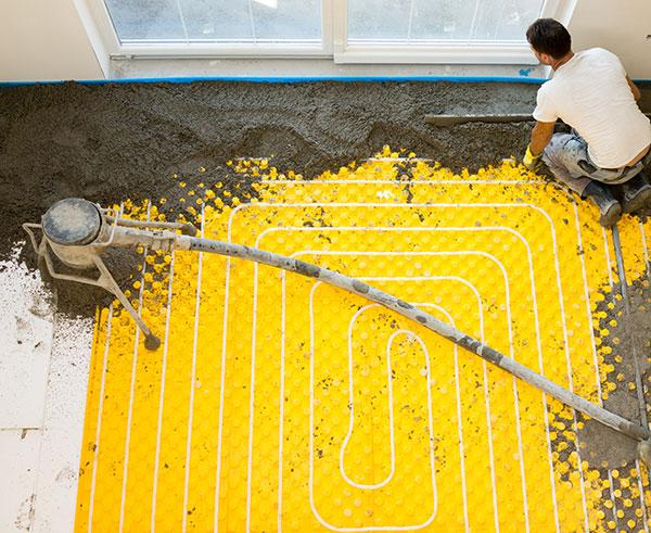 Qu ventajas ofrece la calefacci n por suelo radiante - Ventajas suelo radiante ...